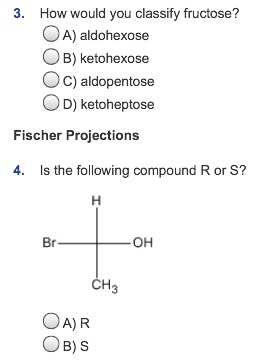 Solved Which Of The Following Is A Possible Formula For C