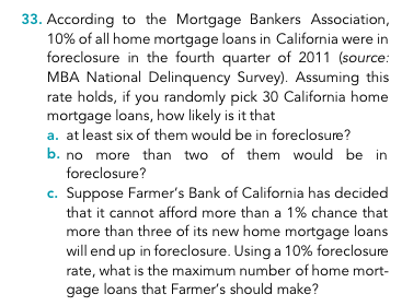 Solved: According To The Mortgage Bankers Association, 10