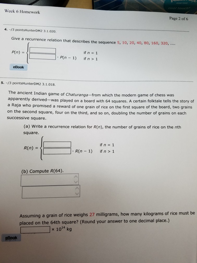 Other math archive february 08 2018 chegg week 6 homework page 2 of 6 4 3 pointshunterdm2 31020 fandeluxe Gallery
