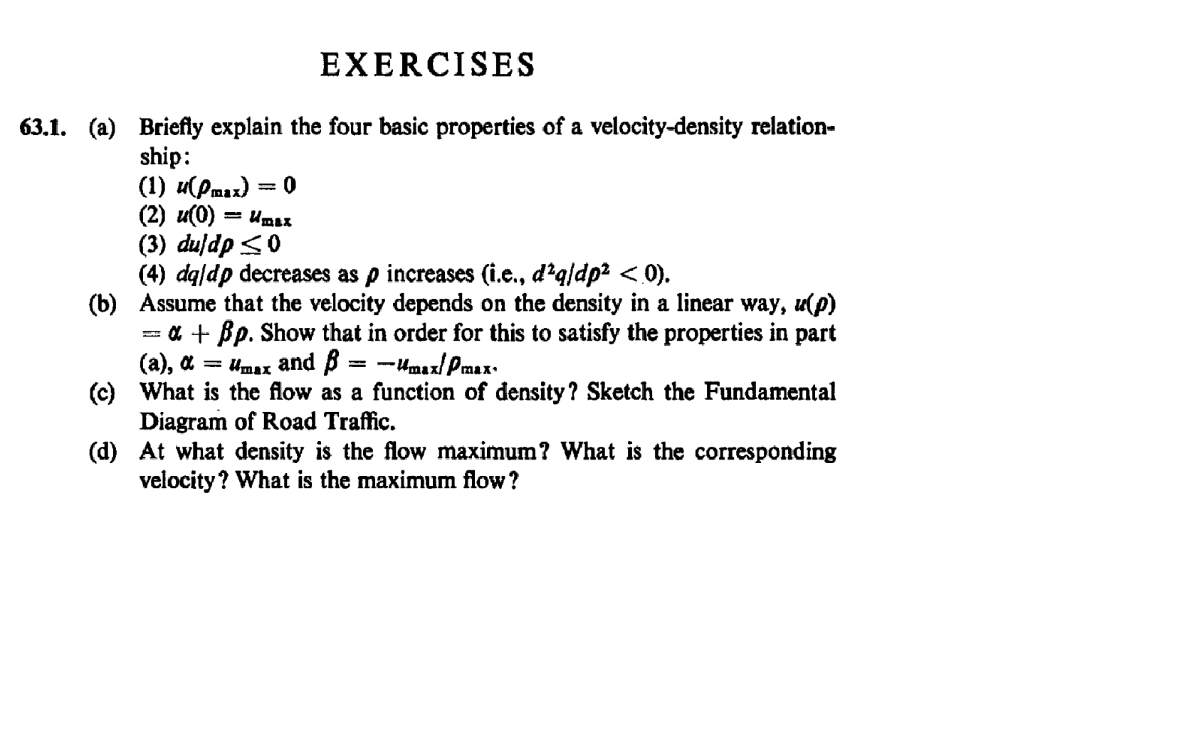 Solved: Solve Exercise 63.1 Page 311 On Pdf Math Models Ma ...