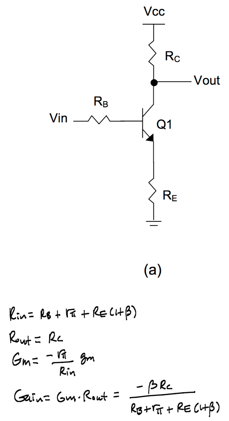 Solved: Electronics Question: I Understand How To Get The ...