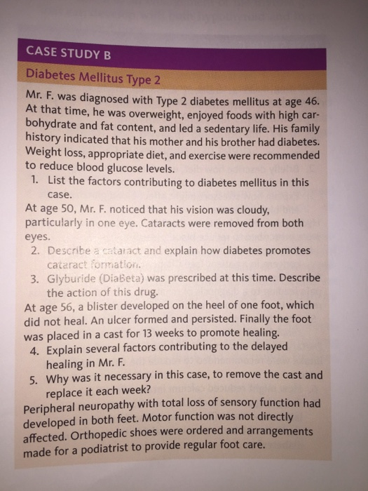 a case study on diabetes mellitus ★ case study diabetes mellitus type 2 ppt ★ type 1 diabetes yellow skin [[case study diabetes mellitus type 2 ppt]], complications linked to badly controlled diabetes: below is a register of viable complications that can be caused by badly controlled diabetes: eye complications - glaucoma, cataracts, diabetic retinopathy.