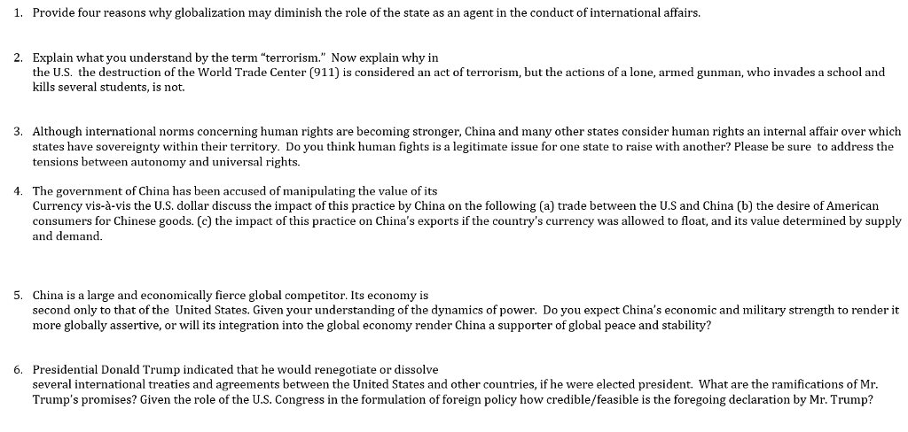 role of media in globalization