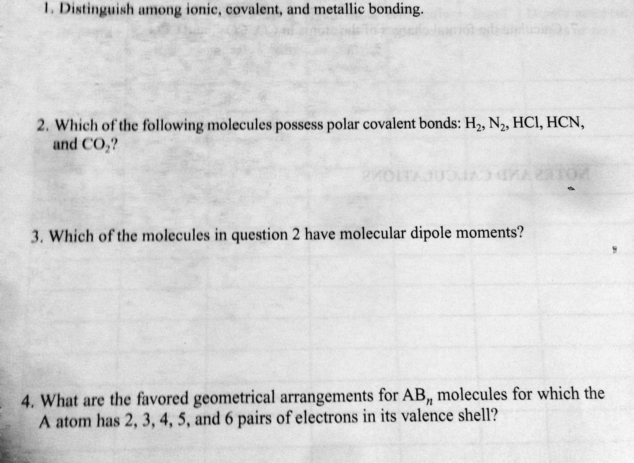metallic and ionic bonding essay Ionic bonding- the complete transfer of valence electron(s) between atoms and is a type of chemical bond that generates two oppositely charged ions.