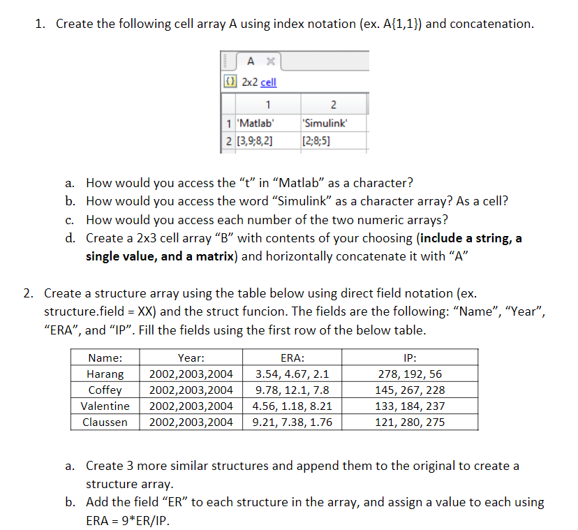 Solved: MATLAB PROBLEM - [PLEASE DO NOT WRITE ON PAPER] Ad