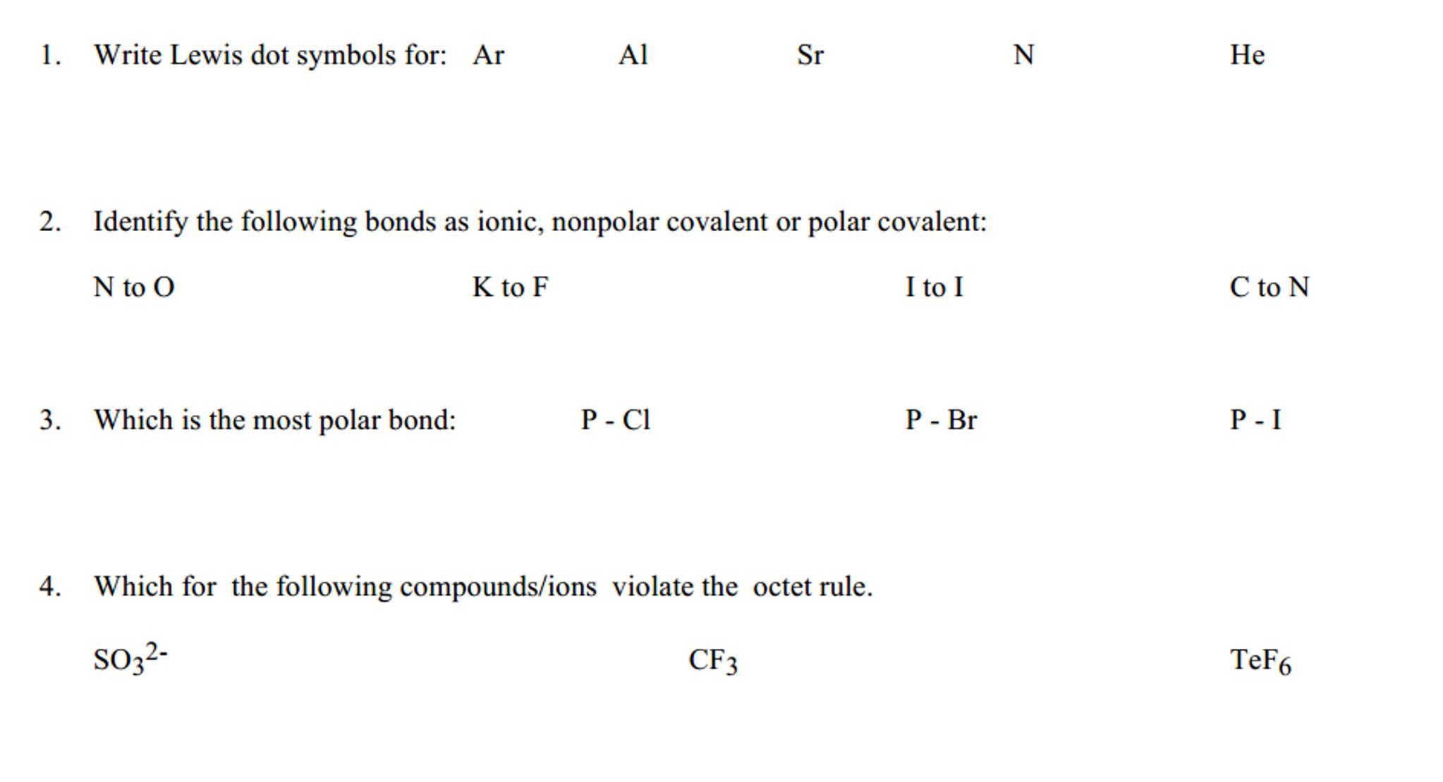 Sodium Bromide Lewis Structure