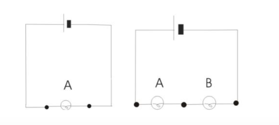 Solved: 1. Consider A Circuit With A Battery And A Single ... on