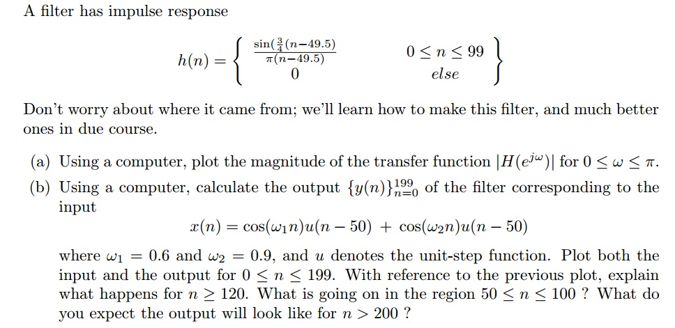 MATLAB HELP: I Have No Clue How To Use MATLAB And