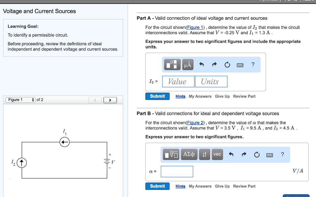 Solved: Learning Goal: To Identify A Permissible Circuit ...