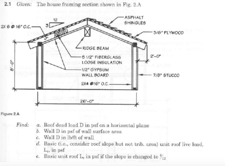 Solved Design Of Wood Structures 7th Edition Problem 2