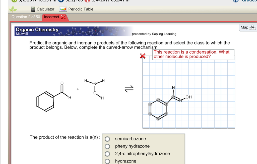 Solved: Predict The Organic And Inorganic Products Of The