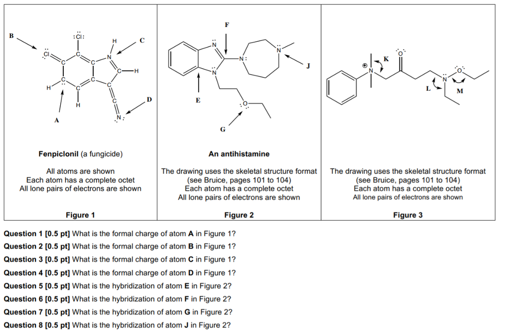 Solved: C { O: Fenpiclonil (a Fungicide) An Antihistamine