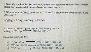 Overall ionic equation calculator