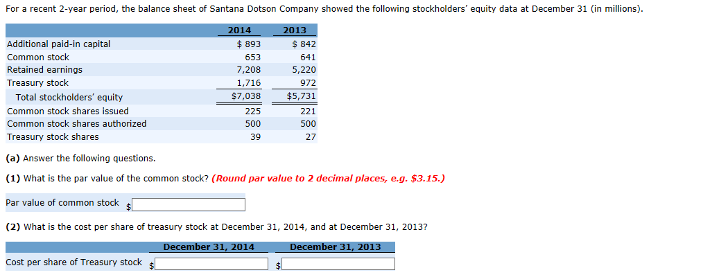 Solved: For A Recent 2-year Period, The Balance Sheet Of S