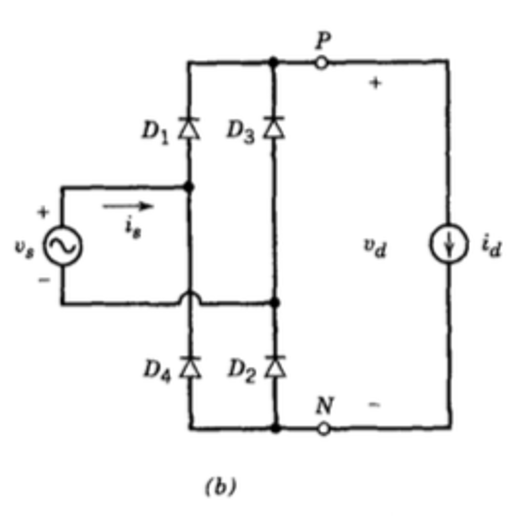 single phase rectifier