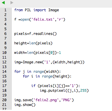 Solved: PYTHON This Is How It Was Shown To Open The File I