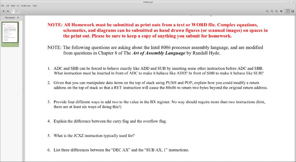the art of assembly language pdf