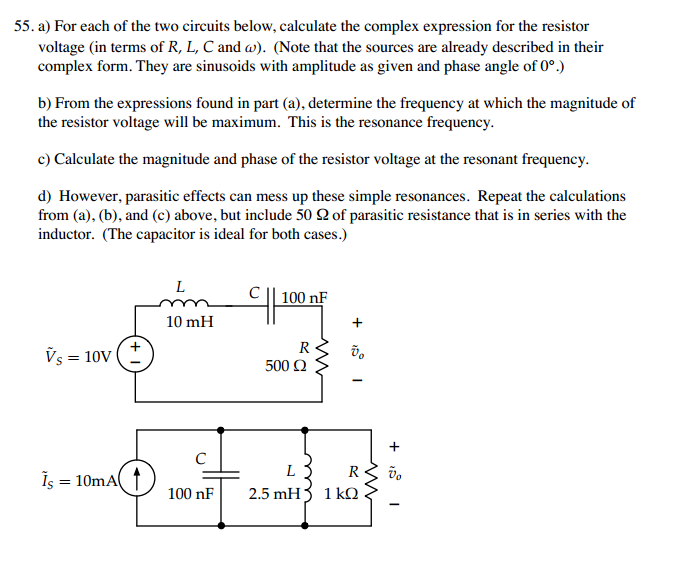 Ac Circuit Complex Impedance Part 2 Reacting Nicely