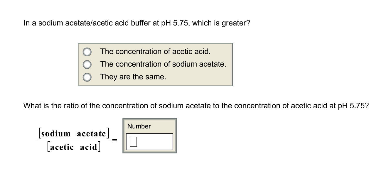 What is acetate