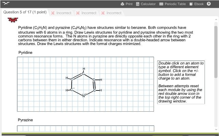 Solved E Print Calculator M Periodic Table Ebook Quest