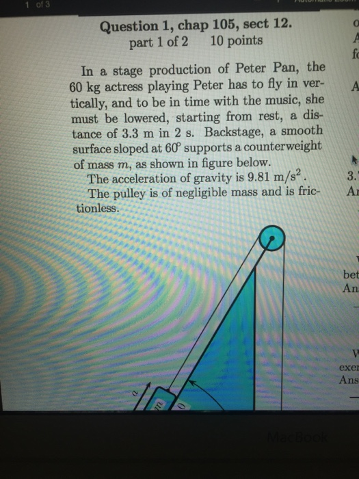 Solved: Question 1, Chap 105, Sect 12  Part 1 Of 2 10 Poin