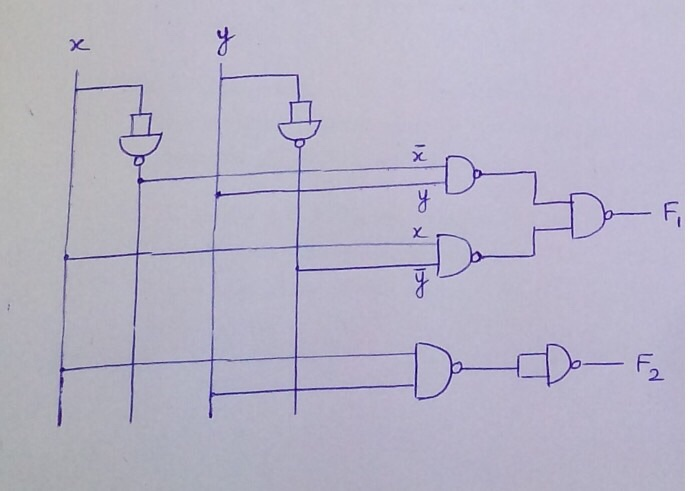 digital systems draw the wiring diagram for the c