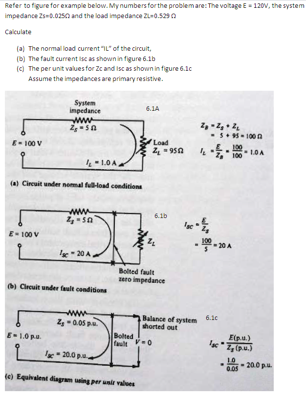 solved 120v the system refer to figure for example below rh chegg com