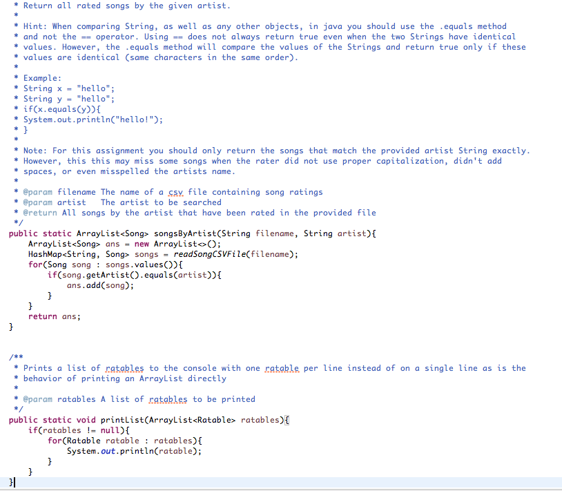 The Code Above Is An Example Of How I Usually Code    | Chegg com