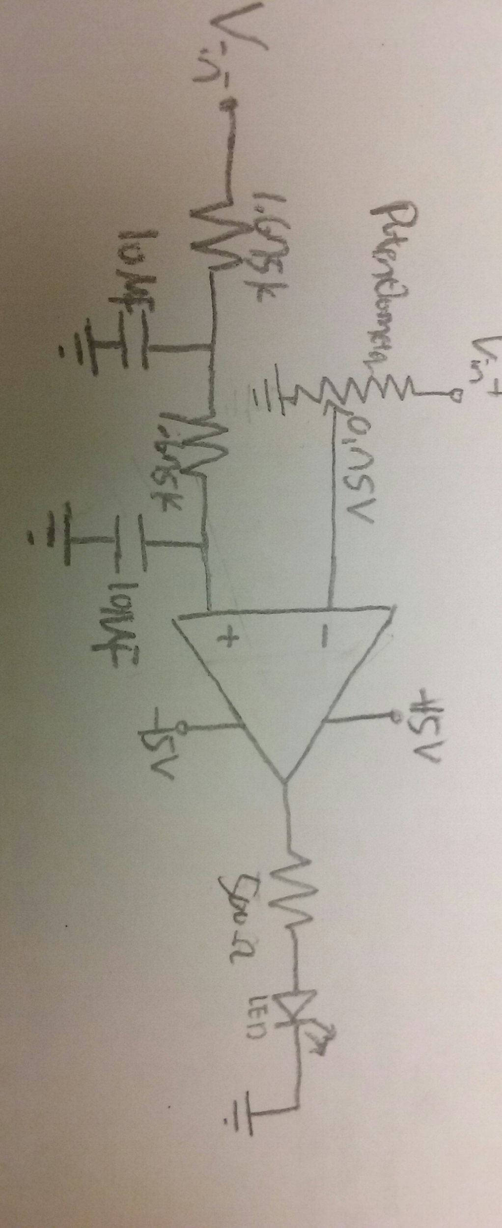 Solved How Can I Construct A The Attached Design Of Circu Led Circuit