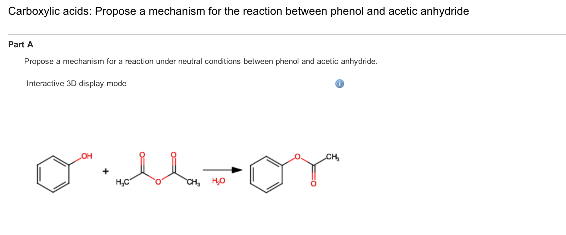 Chemistry archive october 16 2015 chegg propose a mechanism for the reaction between pheno pooptronica Gallery