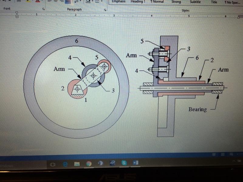 sun and planet gear train pdf
