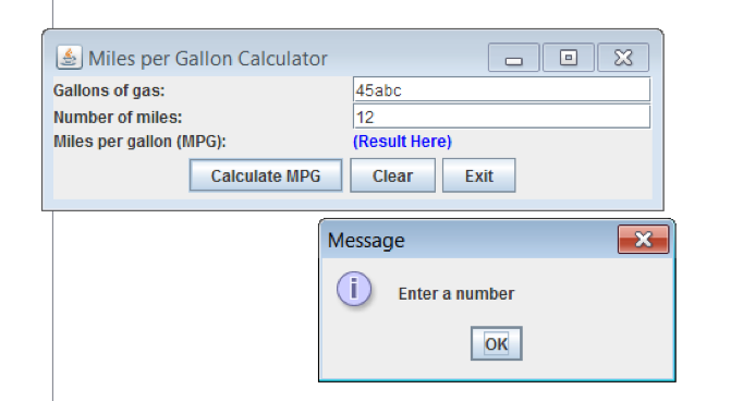solved java create an application that calculates a car s