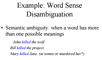 Solved: Use Naïve Bayesian Classifier For The Word Sense D