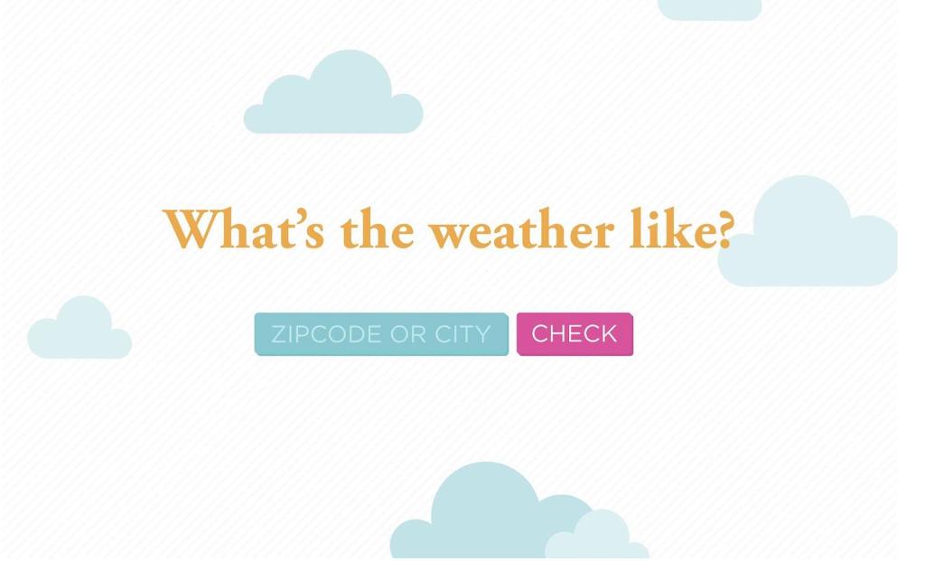 Develop A Weather Forecast Website Using Only Java    | Chegg com