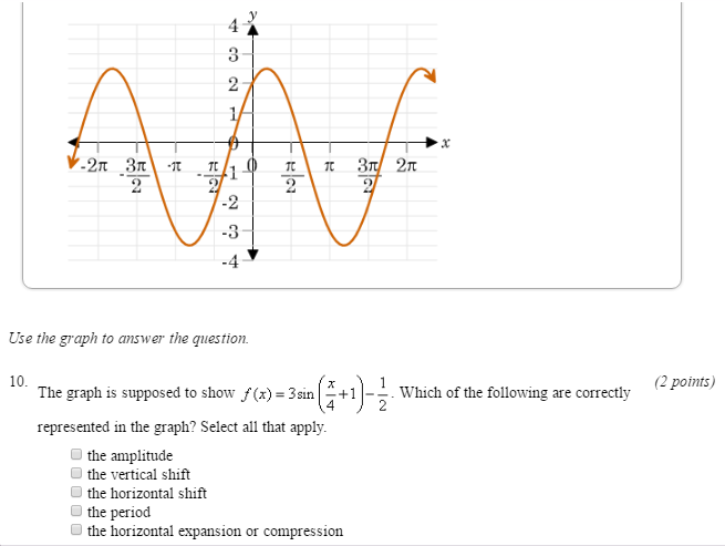 Solved: 5. Marco Wrote The Equation Below. (1 Point) COS C ...