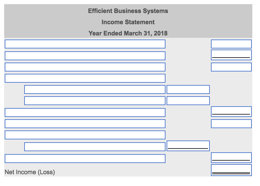 solved efficient business systems uses a perpetual invent