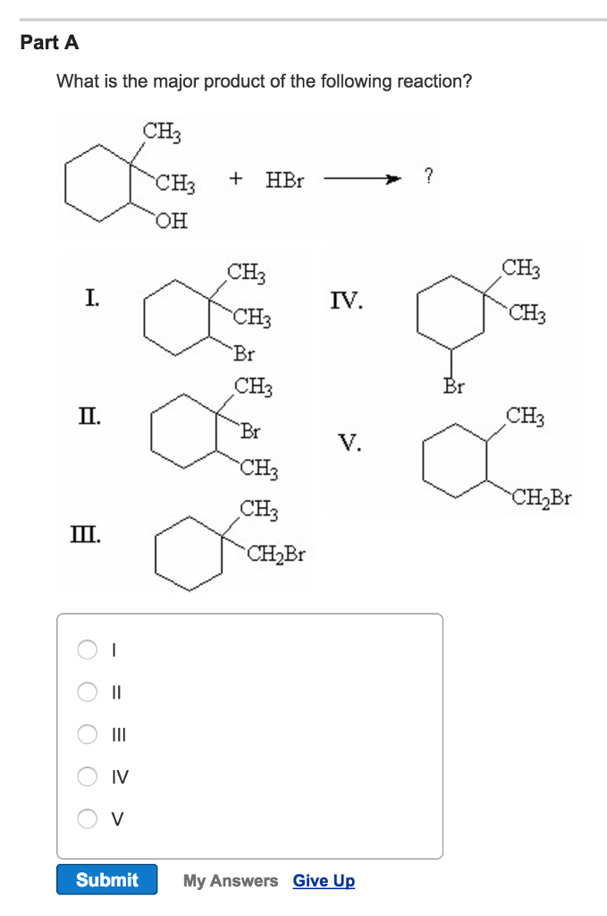 Solved: Mastering Organic Chem Help!!! Please Help  Thank