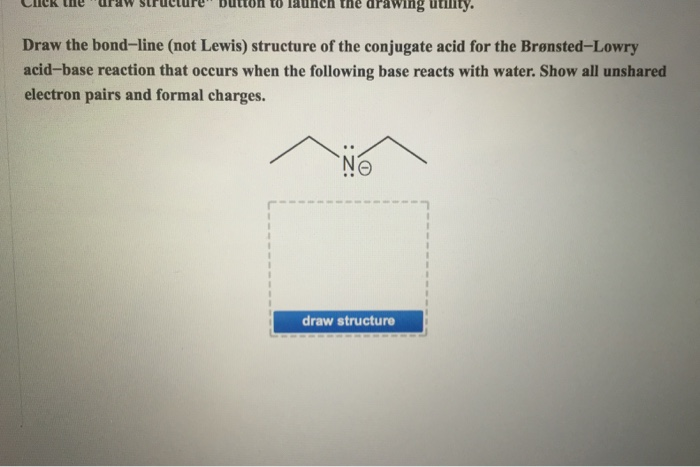 Solved Draw The Bond Line Not Lewis Structure Of The Co