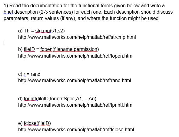 formatspec matlab