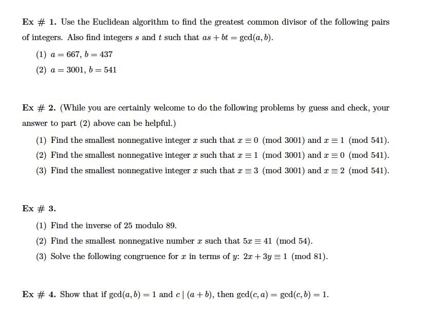 math 3001 homework 9 solutions