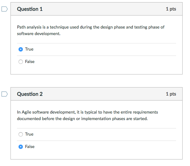 Solved D Question 1 1 Pts Path Analysis Is A Technique Us Chegg Com