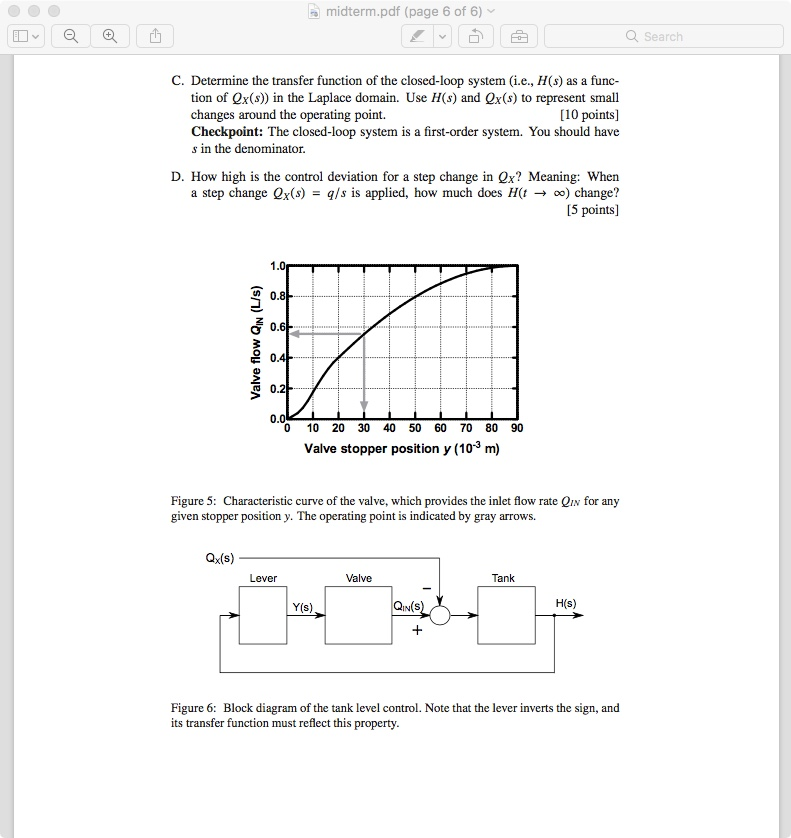 Solved midterm pdf page 5 of 6 a search problem 3 the s see more show transcribed image text midterm pdf page 5 of 6 a search problem 3 the sketch in figure 4 shows a simple system to keep the water level h ccuart Choice Image