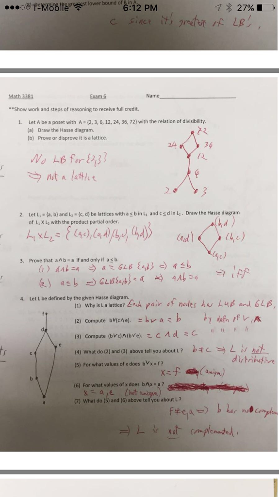 Solved this is my professor key answers i want more detai 08 bound bound 12 pm of agreesst lower pm aina 27 c since its ccuart Image collections