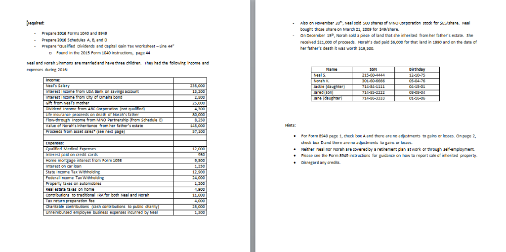 qualified dividends and capital gain tax worksheet line 44 Termolak – Capital Gains Worksheet 2014