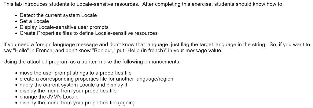 Java Expert Please Help Me The Program Below? ----    | Chegg com