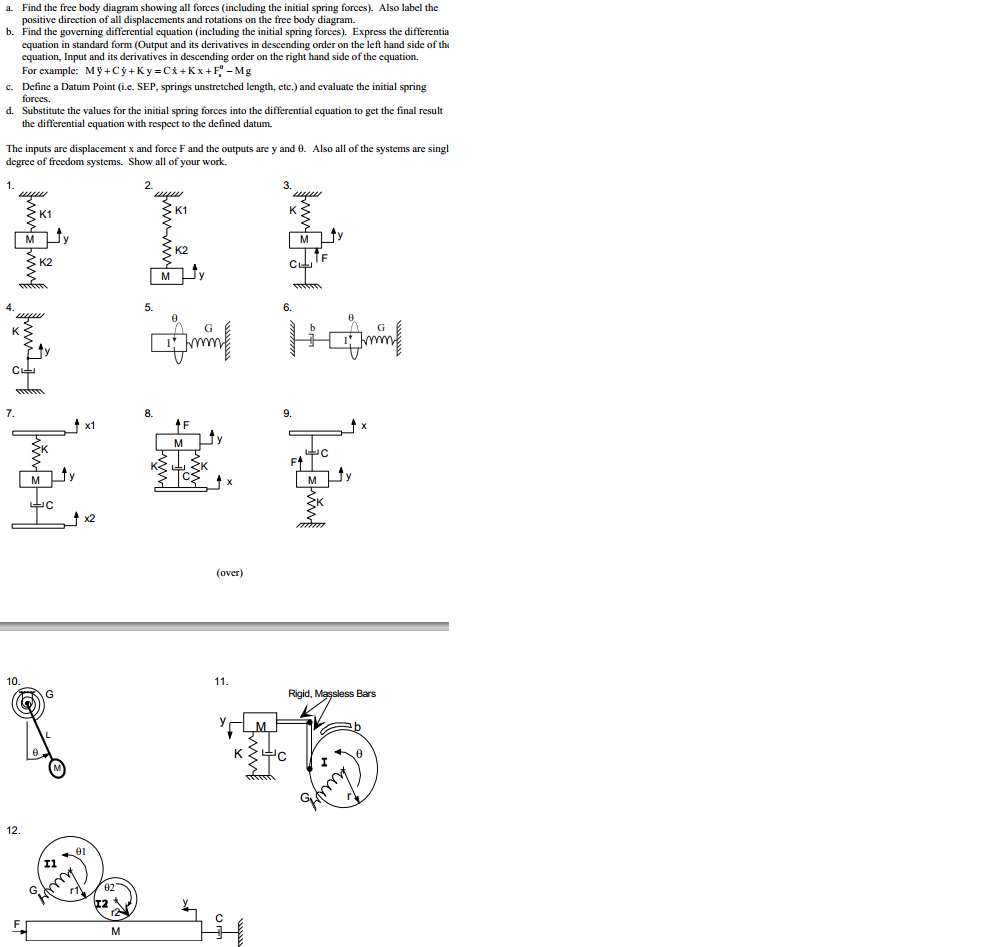 Find the free body diagram showing all forces inc chegg find the free body diagram showing all forces inc pooptronica
