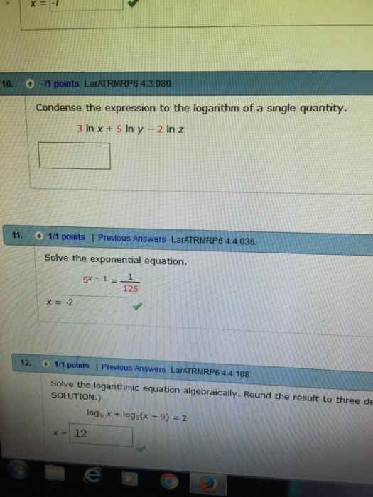 Algebra Archive   May 07, 2016   Chegg.com