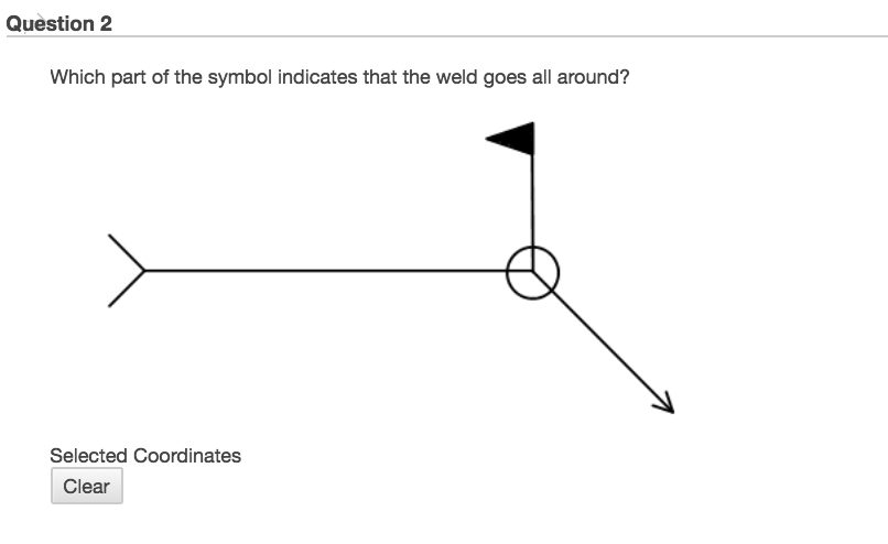 Solved Question Match The Following Fillet Weld Symbols T