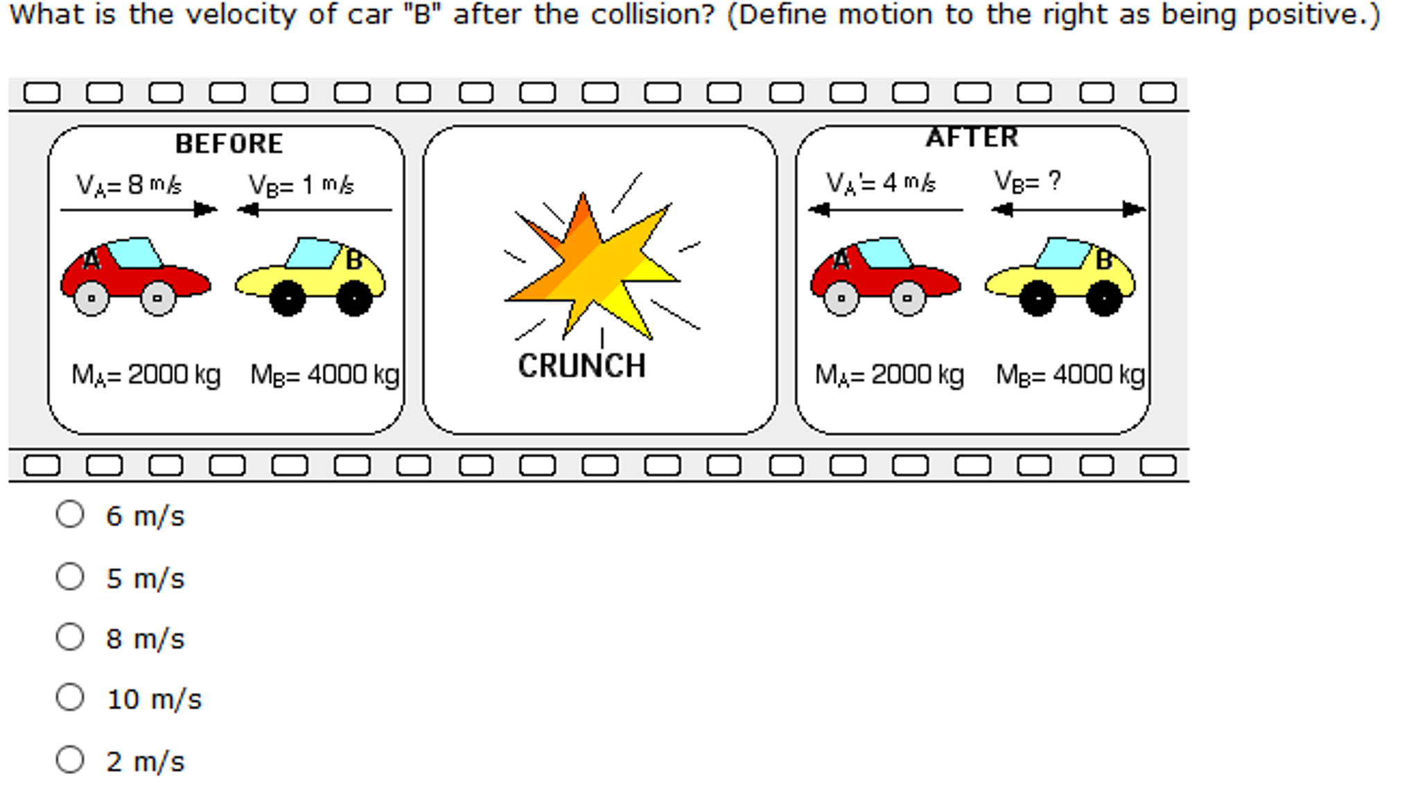 What is a collision? 19