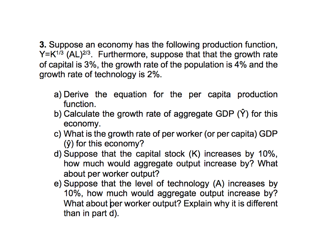 Economics archive february 13 2017 chegg 3 suppose an economy has the following production function y k113 2 fandeluxe Images